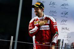 フェラーリ:セバスチャン・ベッテルが3位表彰台 / F1アブダビGP  [F1 / Formula 1]