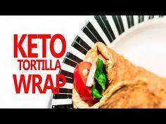 FAST KETO TORTILLA BREAD GUIDE #Keto #Lowcarb - YouTube