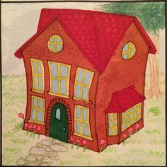 House / huis   H van huis