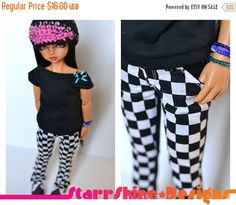 15% Off Sale BJD MSD 1/4 Doll Clothing  by StarrshineDesigns