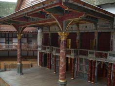 Shakespeare New Globe Theatre