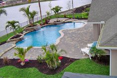 Sublime 25+ Best Florida Pools Backyard Design Ideas For Inspiration https://freshouz.com/25-best-florida-pools-backyard-design-ideas-inspiration/ #home #decor #Farmhouse #Rustic