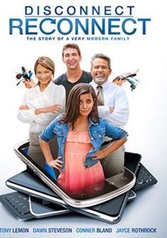 """Do you know what it feels like for you and your family to be """"connected""""? Watch as this family goes through gadget-driven withdrawal in """"Disconnect Reconnect"""" on www.IAMflix.com!"""