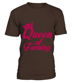 Queen of Farming Long Sleeve Shirts  #gift #idea #shirt #image #funny #job #new #best #top #hot #engineer