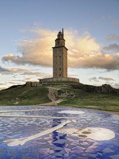 Tower of Hercules / Torre de Hércules (Spain)