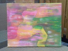 Fantasie  Canvas 40 bij 50