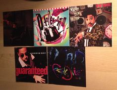 Prince Associates Morris Day And The Time 5 CD Lot Pandemonium Monte Moir