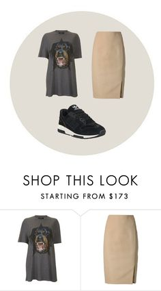 """Untitled #44"" by deaja-xx ❤ liked on Polyvore featuring Benjamin Moore, Givenchy, Nellie Partow and adidas"