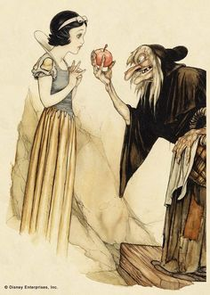 Gustaf Tenggren – Disney's chaperone to old world fairytales and illustrator in…
