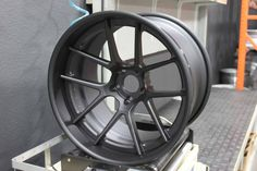 ADV 5.0 Standard Concave 3 Piece Wheel in Matte Gunmetal