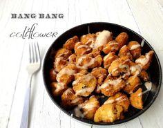 Coliflor bang-bang | Cocina