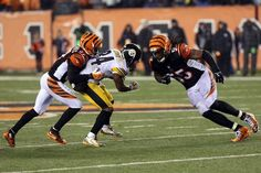 1/11/16 Via #SBNationNFL  · Vontaze Burfict is facing a possible suspension for his late helmet-to-helmet hit on Antonio Brown that left Brown concussed. http://www.sbnation.com/nfl/2016/1/10/10744478/vontaze-burfict-facing-suspension-helmet-to-helmet-antonio-brown-bengals-steelers-nfl …