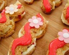 Eclair fraisier : Le Meilleur Pâtissier saison 5