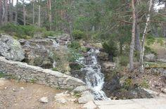 #senda #ecológica para ir #conniños cerca de #madrid #charhadas