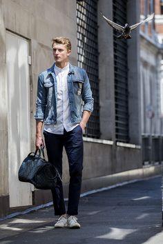Jean+ camisa
