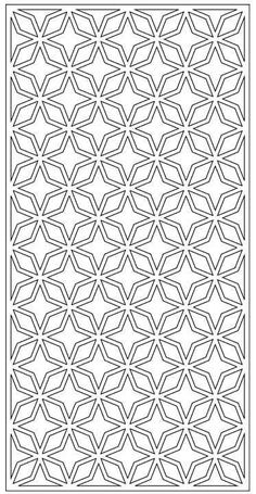 Stencil Templates, Stencil Designs, Mandala Coloring, Colouring Pages, Pattern Art, Pattern Design, Cross Stitch Patterns, Quilt Patterns, Cnc Cutting Design