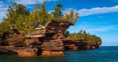National Park Expansion - Apostle Islands