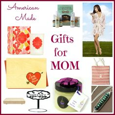 Mothers Day Gifts #madeinusa