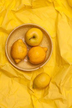 Yellow. Photography Ilva Beretta