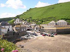 Port Isaac, Cornwall, U.K.