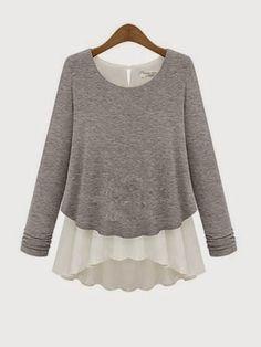 Women Office  Cotton Blouse