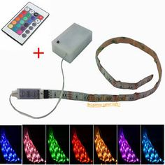Led Light Strips Battery Powered Magnificent Batteryoperated Flexible Led Light Strip  Trophy Ideas  Pinterest Design Decoration