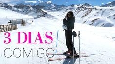 Tem vídeo novo no blog! É um vlog dos 3 dias do meu feriado aqui no Chile. Fui esquiar em Valle Nevado, fui no Outlet perto de Santiago, fui em um restaurante onde tudo é sem glutén e fui para a praia também. Tudo isso e muito mais no vlog lá no canal do Youtube e no blog! Acessem, confiram e comentem!!!