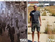Van die strate, die eertydse inwoners, die musikante, die speletjies wat die kinders op straat gespeel het en die lewe in die dorp? Cape Town Photography, History Of Photography, Video Photography, Old Pictures, Old Photos, Vintage Photos, A Moment In Time, Victoria Falls, Historical Pictures