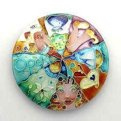Wheel of Life by Zenamels, via Flickr