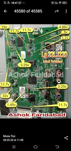 Basic Electronic Circuits, Electronic Circuit Design, Electronic Schematics, Electronic Engineering, Sony Lcd, Sony Led Tv, Tv Led, Electronics Basics, Electronics Projects