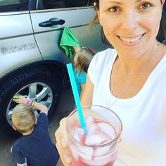 And while they are hard at work I decided a refreshing #pinkdrink would be the perfect way to help me appreciate this moment.  #healthyfromtheinsideout  Get Plexus Slim and other products today. Link in bio  @flexusmyplexus