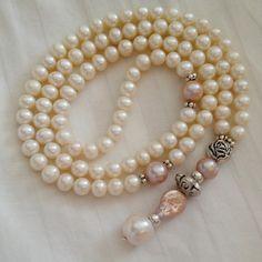 Turkish Islamic 99 Prayer Beads Tesbih Tasbih by stringsofprayers
