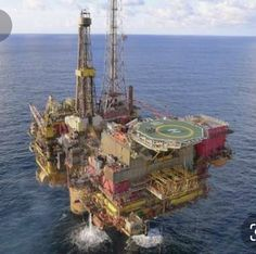 Water Well Drilling, Drilling Rig, Oil Rig Jobs, Petroleum Engineering, Oil Platform, Oil Refinery, Oil Industry, Oil Storage, Crude Oil