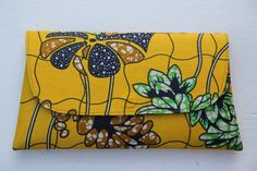 Clutch tas Boheemse clutch tas met tribal clutch door ByRoseMorrison