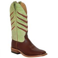 Latigo Cowhide Men's Anderson Bean Boots