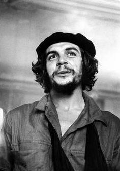"Ernesto ""Che"" Guevara, Havana, 1959."