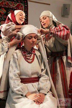 Ukrainian women's head covering