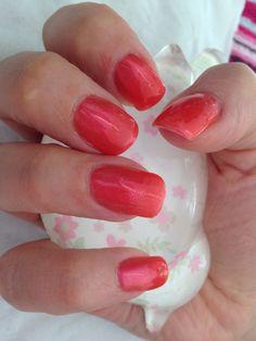 Shellac over acrylic nails