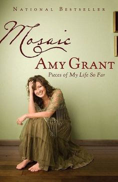 """Read """"Mosaic Pieces of My Life So Far"""" by Amy Grant available from Rakuten Kobo. One of America's most popular music artists shares beautiful pieces of an unforgettable human mosaic, revealing pieces o. Popular Music Artists, Most Popular Music, Christian Music Artists, Christian Singers, Amy Grant, Country Music Stars, This Is A Book, Hollywood Walk Of Fame, Piece Of Me"""