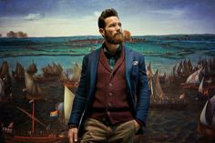 SUITSUPPLY AND THE OLD MASTERS
