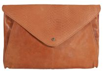 Alvilda maxi-clutch by Mincfashion. #clutch #leather #purse