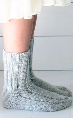 Nordic Yarns and Design since 1928 Wool Socks, Knitting Socks, Hand Knitting, Knitting Patterns, Crochet Slippers, Crochet Yarn, Sexy Socks, Boot Cuffs, Knitting Accessories