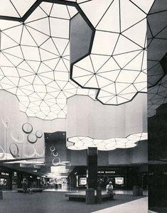 sunrise mall, sacramento, 1973: