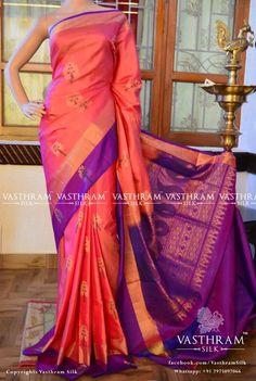 Blue Silk Saree, Satin Saree, Wedding Silk Saree, Latest Silk Sarees, Indian Silk Sarees, Pure Silk Sarees, Saree Tassels Designs, Silk Saree Blouse Designs, Silk Saree Kanchipuram
