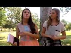TheNewDifferent_Devo Sadie Robertson and her friend's weekly devo! Subscribe on Youtube and be blessed!