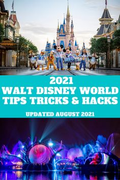 Our Top 10 Walt Disney World Tips for 2021 & A Few New Ones - Modern Life is Good