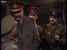 General Melchett visits the troops - Blackadder - BBC - YouTube