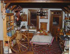 KITCHEN in servant's quarters