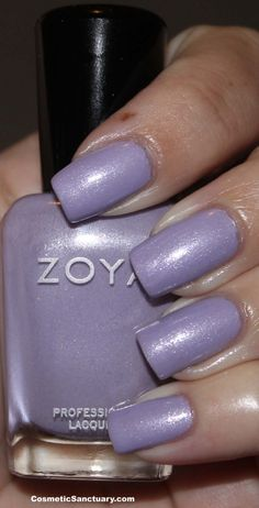 Zoya Lovely Collection for Spring 2013 Swatches and Review | Cosmetic Sanctuary
