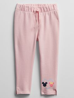babyGap   Disney Mickey Mouse Pull-On Pants   Gap Factory Little Girl Outfits, Little Girls, Baby Girl Pants, Pull On Pants, Disney Mickey Mouse, Baby Gap, Sweatpants, Celebrities, Clothes